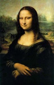 Monna Lisa Gioconda Leonardo da Vinci